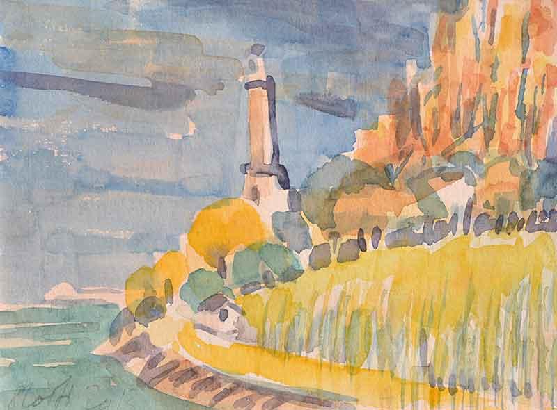 Gemälde der Kunstmalerin Barbara Storti in Liestal Malreisen