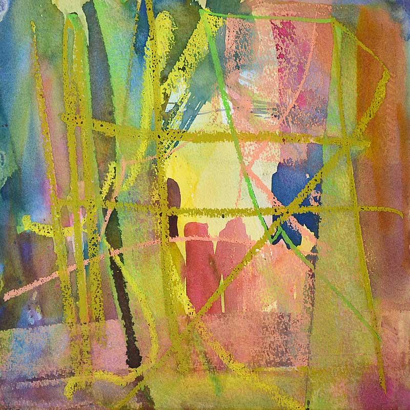 Gemälde der Kunstmalerin Barbara Storti in Liestal Malkurs